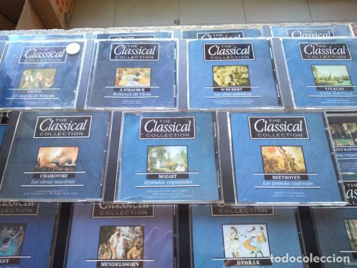 CDs de Música: CD -- THE CLASSICAL COLLECTION -- COLECCION DE MUSICA CLASICA -- LOTE DE 19 CDS -- - Foto 2 - 288015338
