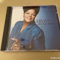 """CDs de Música: CD SHIRLEY CAESAR HYMNS """"LA REINA DE LA MÚSICA GOSPEL"""". Lote 288020378"""