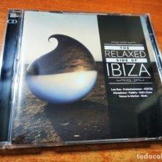 CDs de Música: THE RELAXED SIDE OF IBIZA VOL. 3 - 2 CD DEL AÑO 2016 KATE RYAN LEA RUE SEAN FINN ELEFE DAB FLABBY. Lote 288027743