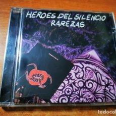 CDs de Música: HEROES DEL SILENCIO RAREZAS CD ALBUM DEL AÑO 1998 BUNBURY CONTIENE 14 TEMAS. Lote 288030993