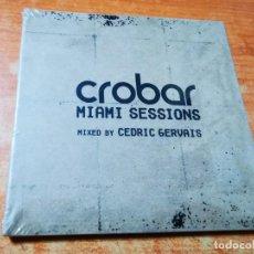 CDs de Música: CROBAR MIAMI SESSIONS MIXED BY CEDRIC GERVAIS CD ALBUM DIGIPACK PRECINTADO 2004 GAY JOY 12 TEMAS. Lote 288031738