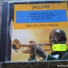 CDs de Música: CD -- GRANDES SOLISTAS DEL JAZZ -- 21 TEMAS --. Lote 288043853