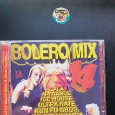CDs de Música: BOLERO MIX 14. Lote 288050863