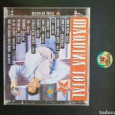 CDs de Música: MÁQUINA TOTAL 9. Lote 288051948