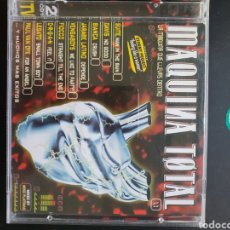 CDs de Música: MÁQUINA TOTAL 11. Lote 288052093