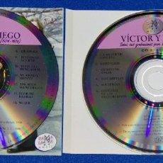 CDs de Música: VÍCTOR Y DIEGO: TODAS SUS GRABACIONES PARA EMI (1974-1976) 2 CDS. Lote 288079413