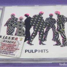 CDs de Música: PULP - HITS - CD. Lote 288085253
