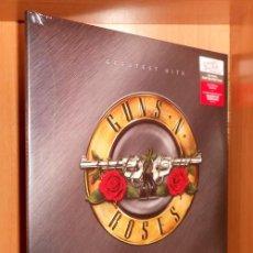 CDs de Música: V1001 - GUNS N' ROSES. GREATEST HITS. DOBLE LP VINILO. NUEVO. PRECINTADO. Lote 288090813