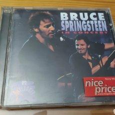 "CDs de Música: CD DE BRUCE SPRINGSTEEN ""IN CONCERT UNPLUGGED"". Lote 288093038"