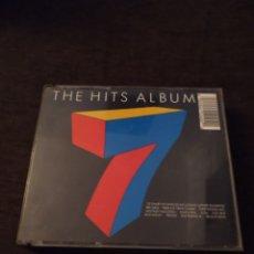 CDs de Música: PACK DOBLE CD THE HITS ÁLBUM 7. VARIOS ARTISTAS. EDICIÓN WEA. Lote 288093118