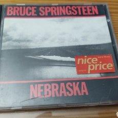 "CDs de Música: CD DE BRUCE SPRINGSTEEN ""NEBRASKA"". Lote 288093213"