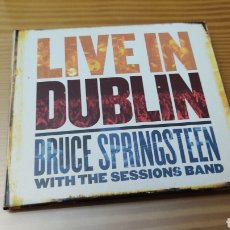 "CDs de Música: DOBLE CD DE BRUCE SPRINGSTEEN ""LIVE IN BERLIN"". Lote 288093733"