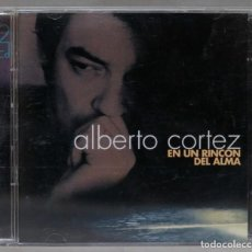 CDs de Música: 2 CD. ALBERTO CORTEZ. EN UN RINCÓN DEL ALMA. Lote 288093973
