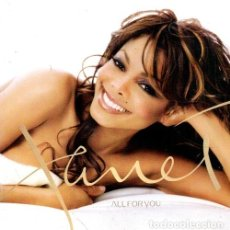 CDs de Música: YANET JACSON. ALL FOR YOU. CD.. Lote 288094918