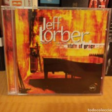 CDs de Música: JEFF LORBER. STATE OF GRACE. Lote 288097573