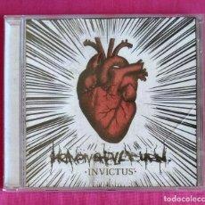 CDs de Música: HEAVEN SHALL BURN - INVICTUS (ICONOCLAST III) CD NUEVO Y PRECINTADO - METALCORE DEATH METAL. Lote 288099193