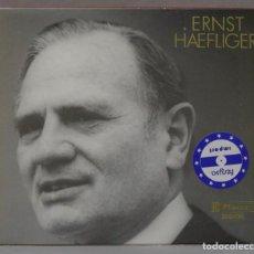 CDs de Música: CAJA CD. HAEFLIGER. SCHUBERT. Lote 288099903