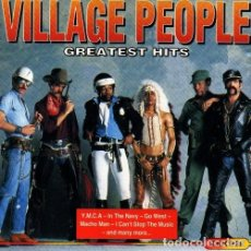 CDs de Música: N682 - VILLAGE PEOPLE. GREATEST HITS. RECOPILATORIO. CD.. Lote 288102988