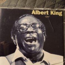 "CDs de Música: CD ALBERT KING "" LIVE "". Lote 288113183"