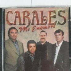 CDs de Música: CABALES. ME ENAMORÉ. Lote 288131858