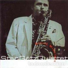 CDs de Música: STAN GETZ QUARTET – ROUND MIDNIGHT (LIVE IN BELGRADE '74). Lote 288133203