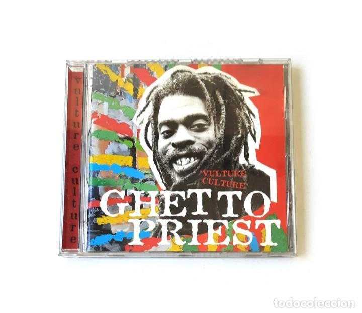 GHETTO PRIEST - VULTURE CULTURE (Música - CD's Reggae)