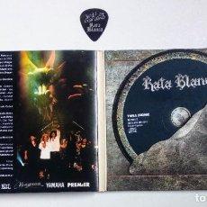 CDs de Música: RATA BLANCA / PODER VIVO - CD-DIGIPACK ED. LIMITADA NUMERADA + PÚA (VER FOTOS Y DESCRIPCIÓN). Lote 288142708