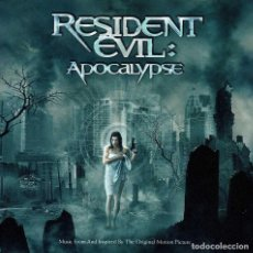 CDs de Música: RESIDENT EVIL: APOCALYPSE (MUSIC FROM AND INSPIRED BY THE ORIGINAL MOTION PICTURE). CD. Lote 288145898