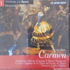 CDs de Música: GEORGES BIZET CARMEN. Lote 288147683