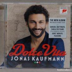 CDs de Música: CD. FISCH. DOLCE VITA. KAUFMANN. Lote 288148773