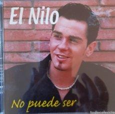 CDs de Música: EL NILO NO PUEDE SER. Lote 288148803