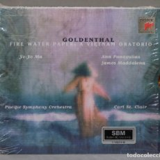 CDs de Música: CD. GOLDENTHAL. FIRE WATER PAPER. Lote 288150743