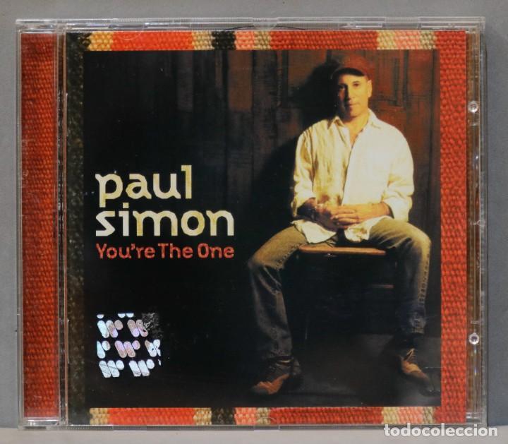 CD. PAUL SIMON. YOU'RE THE ONE (Música - CD's Rock)