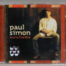 CDs de Música: CD. PAUL SIMON. YOU'RE THE ONE. Lote 288150773