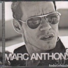 CD di Musica: MARC ANTHONY - 3.0 / CD ALBUM DEL 2013 / MUY BUEN ESTADO RF-10608. Lote 288151123