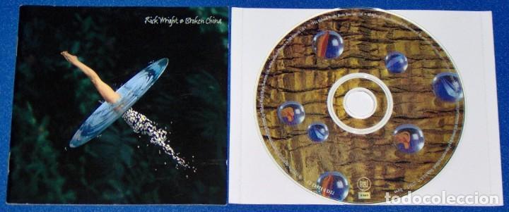 RICK (RICHARD) WRIGHT: BROKEN CHINA (CD) (Música - CD's Rock)