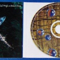 CDs de Música: RICK (RICHARD) WRIGHT: BROKEN CHINA (CD). Lote 288151163
