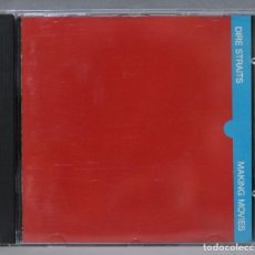 CDs de Música: CD. DIRE STRAITS. MAKING MOVIES. Lote 288154043