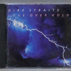 CDs de Música: CD. DIRE STRAITS. LOVE OVER GOLD. Lote 288154453