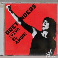 CDs de Música: CD. PRETENDERS. ¡VIVA EL AMOR!. Lote 288156253