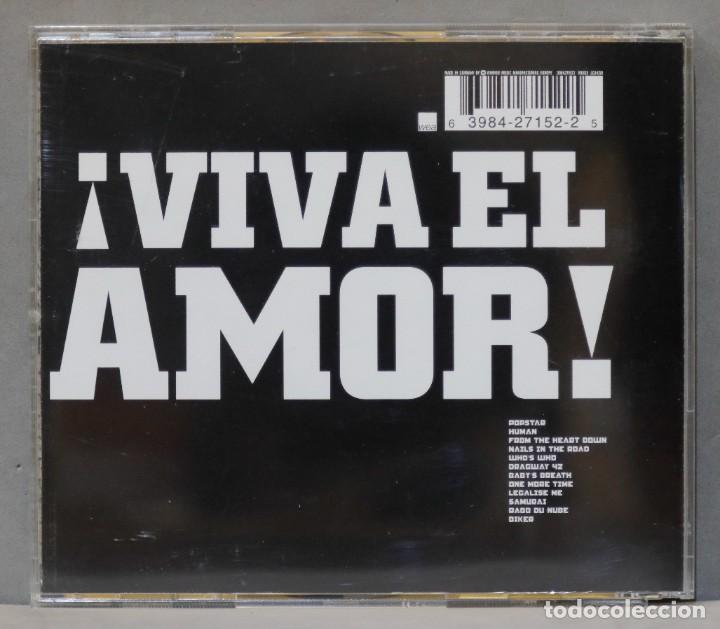CDs de Música: CD. Pretenders. ¡Viva El Amor! - Foto 2 - 288156253