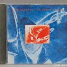 CDs de Música: CD. DIRE STRAITS. ON EVERY STREET. Lote 288156698