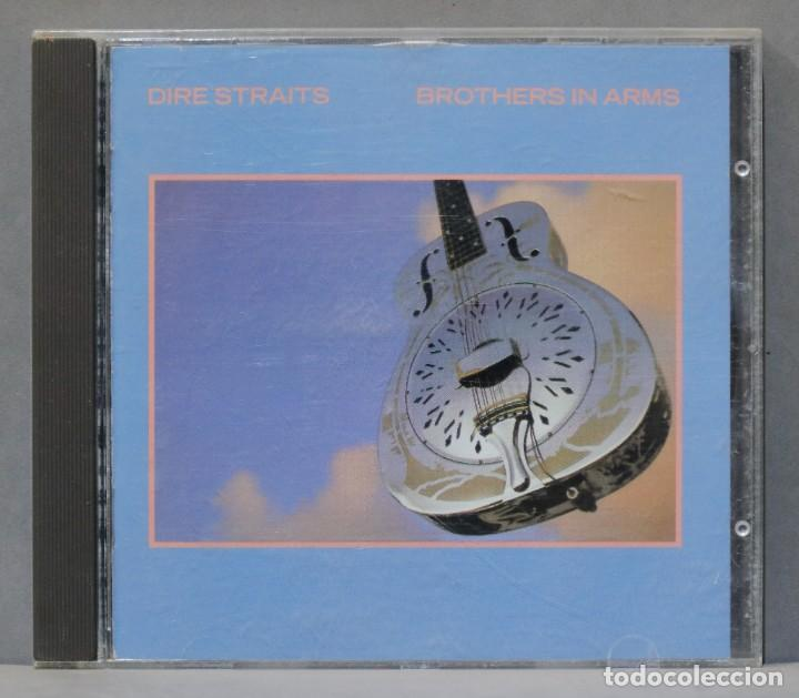 CD. DIRE STRAITS. BROTHERS IN ARMS (Música - CD's Rock)