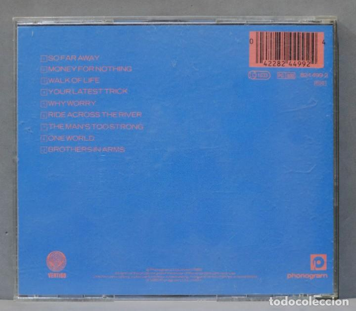 CDs de Música: CD. Dire Straits. Brothers In Arms - Foto 2 - 288157143