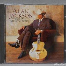 CDs de Música: CD. ALAN JACKSON. THE GREATEST HITS COLLECTION. Lote 288157378