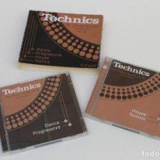 CDs de Música: CD TECHNICS - THE ORIGINAL SESSIONS - VOLUMEN 3. Lote 288162198