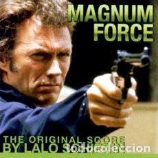 CDs de Música: HARRY EL FUERTE - MAGNUM FORCE. Lote 288163583
