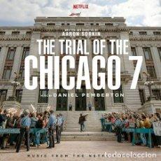 CDs de Música: EL JUICIO DE LOS 7 DE CHICAGO MÚSICA COMPUESTA POR DANIEL PEMBERTON. Lote 288167868