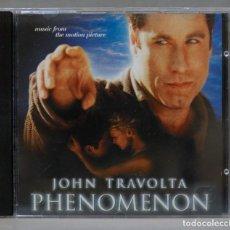 CDs de Música: CD. JOHN TRAVOLTA. PHENOMENON. Lote 288168733