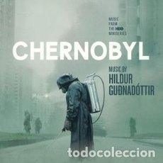 CDs de Música: CHERNOBYL MÚSICA COMPUESTA POR HILDUR GUDNADOTTIR. Lote 288169208